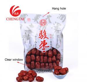 Best Custom Design One Side Transparent Packaging Food Bag Barrier type wholesale