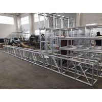 Best Straight Stage Lighting Truss Systems 0.5m To 4 M Length 350 * 450mm wholesale