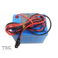 Best 24V 20Ah High Rate LiFePO4 Battery Pack For Pump with Outer Shell wholesale