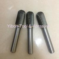 Best Shank 8mm Tungsten Carbide Polishing burrs-C1225M08 wholesale