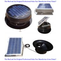 Buy cheap America solar attic fans product