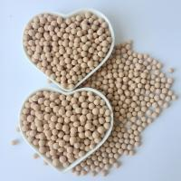 China Different Size 3A Molecular Sieve Desiccant For Drying Natural Gas on sale