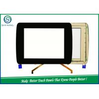 Best 3 Layers P / F / G Four Wire Resistive Touch Screen 6.9 Inches For Medical Device wholesale