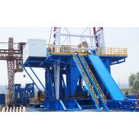 Best Intelligent ZJ70/4500D Skid Mounted Drilling Rig Machine Driven By AC VF Motor wholesale