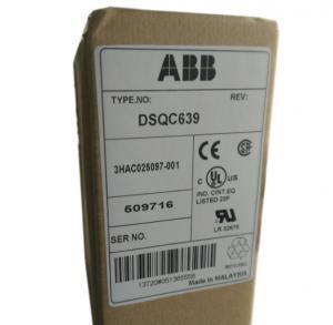 Best ABB Original Spare Parts 086318-001 086318-002  086318-501 DSQC639 3HAC025097-001 module wholesale