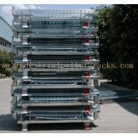 China Zinc Plated Collapsible Wire Mesh Containers Stackable Storage For Space Saving on sale