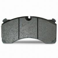 Cheap Environment-friendly Brake Pad for Meritor, with Stable Brake Performance, No Noise and Dust for sale