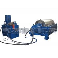 Best Largest Volume Hydraulic Drilling Mud Centrifuge with Horizontal Structure wholesale
