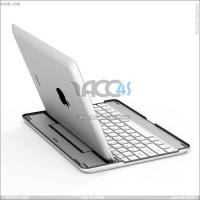 Best Aluminum Bluetooth Keyboard Protector Case for New iPad wholesale