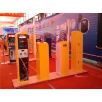 Buy cheap Background Light System RFID Reader Auto Parking Garage Ticket Machine product