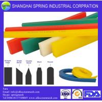 Best Screen printing squeegee for polyester silk printing mesh PU1 wholesale