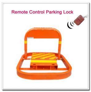 Best Automatic Remote Control Car Parking Lot Lock Car Position Parking Barrier Car Space Locks wholesale