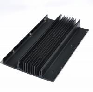 China Heat Sink Radiator Aluminium Extrusion Profiles For Electronics / Appliances on sale
