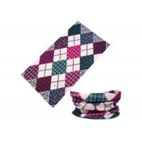 Buy cheap Bicycle Sports UV Buff Headwear Good Flexibility Breathable Absorb Sweat 25 * 50 product