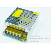 Best 12V 5A LED Light Power Supply 60W DC12V Constant Voltage Switching Power Supply wholesale