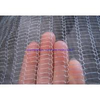 Crochet Weaving Compressed Knitted Wire Mesh Filtering Screen Flat / Corrugated Type