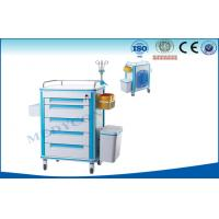 Best BDT8126 Common Room ICU Medicine Trolley with stainless steel rails wholesale