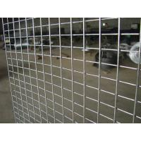 China 20mm-70mm Stainless Steel Welded Mesh , Concrete Reinforcing Steel Mesh on sale