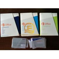 China Genuine Microsoft Office Professional Plus 2013 Key Card Factory Price 100% Online Activation Lifetime on sale