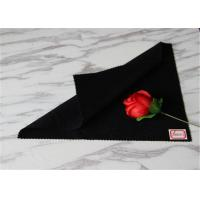 Best Women Skirts Black Coating Wool Fabric With 30% Polyester 600g Per Meter wholesale
