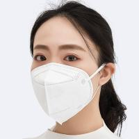 China Personal Protection Disposable Anti Dust Face Mask N95 With High Filtration Capacity on sale