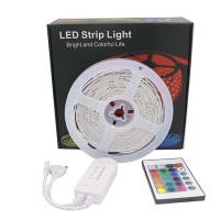 China IP20 13W DC12V 6M Outdoor LED Light Strips on sale