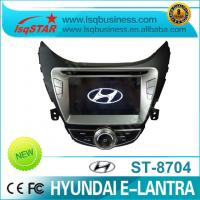 China 7 Inch Hyundai Dvd Player Built-In  Steering Wheel Control on sale
