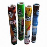 Best Laminated plastic packing films, used for food packing, made of PET/CPP wholesale
