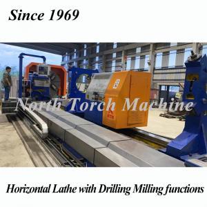 China High Quality Steel Roll Turning Lathe, CNC Lathe, Horizontal Lathe Machine CK84100 on sale