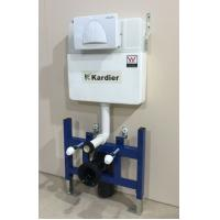 Best Plastic water tank,Wall Hung Toilet Hidden Cistern , Dual flush WC Concealed Cistern KDR-011H wholesale