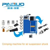 Best Crimping Machine For Air Suspension System Shock Absorber and Air Spring wholesale