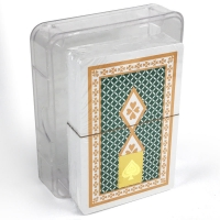 Buy cheap Original Custom Personalized Plastic Playing Cards waterproof from wholesalers