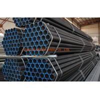 China Galvanized Carbon Steel Pipe Welding , Electronic Fusion Welded EFW Pipe on sale