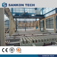 Best Autoclaved Aerated Concrete Block Production Machinery in Turkey- Billet Shearing AAC Block Making Machine wholesale