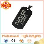 Buy cheap Hot sale fashion black custom shape dog tag making product