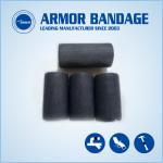 Black Pipe Repair Bandage Hot Sale Pipe Fix Tape Wrap Repair Fiber Tape Pipe