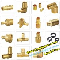 China Pex Fitting,Brass Pipe Fitting,Lead Free Fittings,Pex pipe plumbing fitting, Pex Tube Fittings on sale