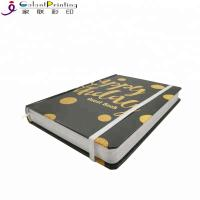 China A4 Agendas Custom Planner Printing / Journal Printing Services ISO9001 on sale