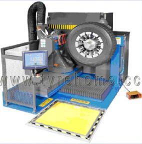 Best CNC Expandable Rim Automatic Buffer wholesale