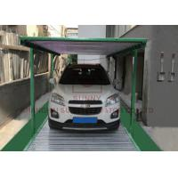 China Motor Driven Pit Car Lift Parking System PDK Car Parking Lift For Home 2000~2500kg on sale