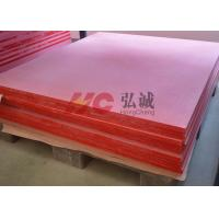 Buy cheap Low Smoke And Halogen - Free GPO3 Fiberglass Sheet Suitable To Rail Traffic from wholesalers