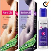 Best 100ml Passion Glide Water Based Sex Lubricant Oil ,Mimic Natural Body Fluids wholesale