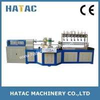Best Multi-blade Tissue Paper Core Making Machine,Pen Paper Tubes Forming Machinery,Paper Straw Making Machine wholesale