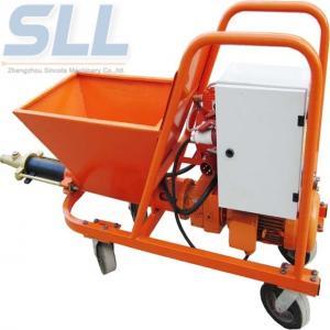 Best 7.5kw Mortar Cement Spraying Equipment 3 Phase Mortar Spraying Machine wholesale