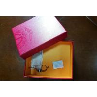 China Rectangular Foil Natural Paper Gift Box Cardboard Gift Boxes with Lids on sale