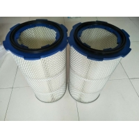 Best 660 Mm Spare Air Dust Cartridge Filter 325 Mm Outer Diameter Panel Filter wholesale