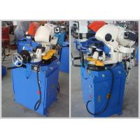 Best Easy Operation Pneumatic Pipe Cutting Machine Semi Automatic High Control Accuracy wholesale