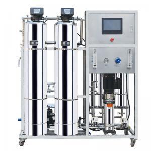 China Reverse Osmosis 2.0Mpa 0.5m3/H Water Purification Machine on sale