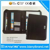 Best Popular business office PU leather document bag wholesale