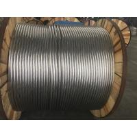 China Simple Structure Aluminum Stranded Conductor 1.0-10.8 Gauge Ground Wire on sale